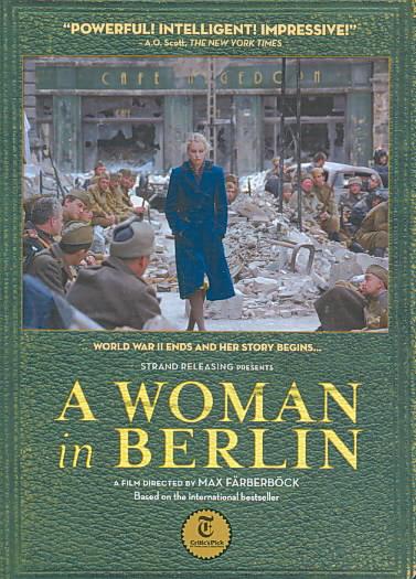 WOMAN IN BERLIN BY FARBERBROCK,MAX (DVD)
